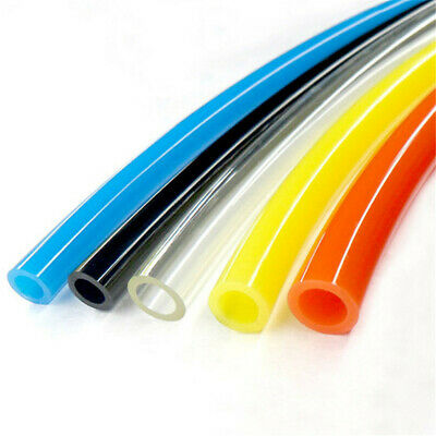 Polyurethane Flexible Tubing Pneumatic PU Pipe Tube Hose Air Chemical Fuel Oil