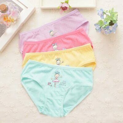 Cotton Soft Panties for kids Puberty Cartoon Cute print