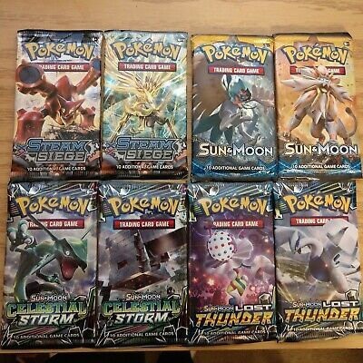 Pokemon Booster Pack And Card Lot