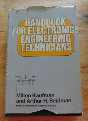 1976 - Handbook for Electronics Engineering Technicians (Kaufman, Seidman)