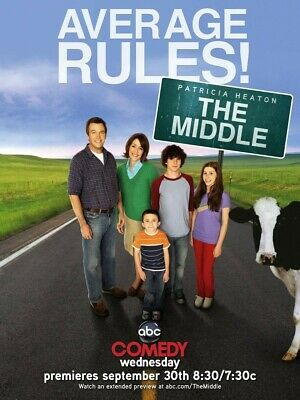 """The Middle - """"Worry Duty"""" TV series episode (#120) script"""