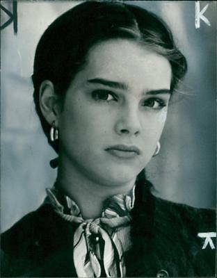 Brooke Shields - Vintage photo