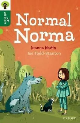NEW Oxford Reading Tree All Stars Oxford Level 12 Normal Norma By Joanna Nadin