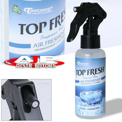 Treefrog Tree Frog Natural Air Freshener Cool Squash Fragrance Mist Spray 100Ml