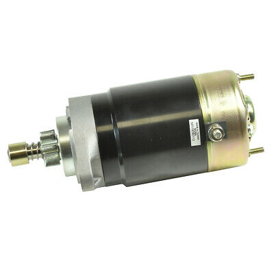 SPI Starter Motor for 1985-1996 Polaris Twin ES Snowmobile Replaces OEM# 3083189