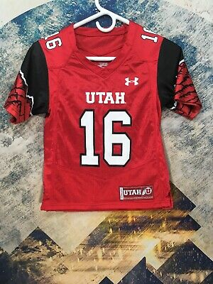 outlet store dc467 adec5 NEW UTAH UTES BABY Football NCAA Jersey Under Armour UA #4 ...