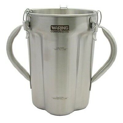 Waring WA460 stainless steel jug to fit WA446 commercial blender  JUG ONLY
