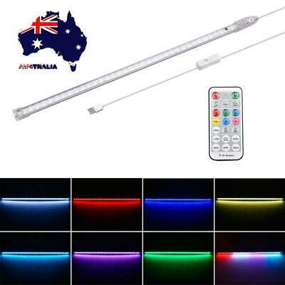 AU RGB 36 LED Wall Wash Bar Light DJ Club Wedding Xmas Party Disco Stage Light
