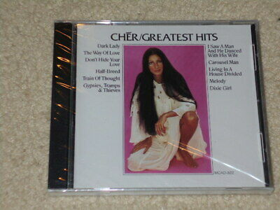 (NEW) Cher - Greatest Hits [MCA] (CD BMG) - FREE SHIPPING