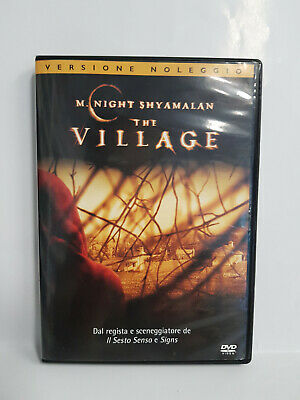 The Village (2004) Dvd - M.night Shyamalan