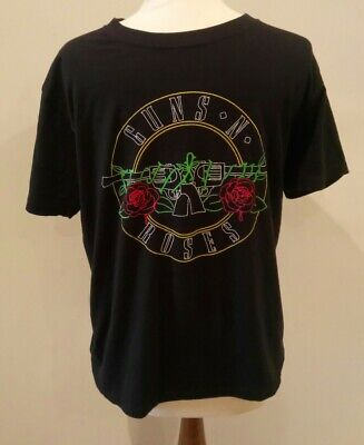 Rare Guns N Roses Tour T Shirt Not In This Lifetime 2017 Australia New Zealand