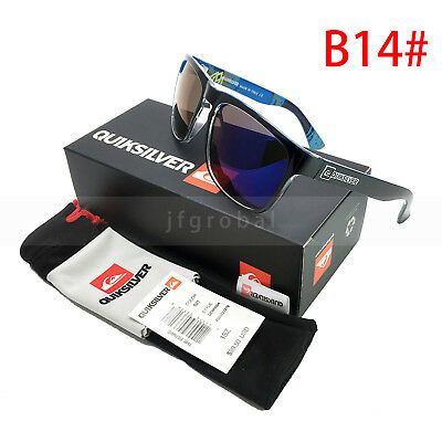 Quiksilver 14 Styles Sunglasses Outdoor Sports Surfing Fishing Vintage Shades