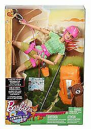 Barbie Made to Move Ultimate Posable Rock Climber Doll *NEW*
