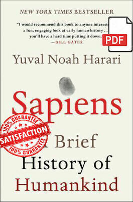 Sapiens : A Brief History of Humankind by ⚡ 🔥 Yuval Noah Harari 🔥