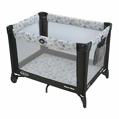 Graco Pack n Play Playard Baby Travel Portable Playpen Infant Toddler Foldable