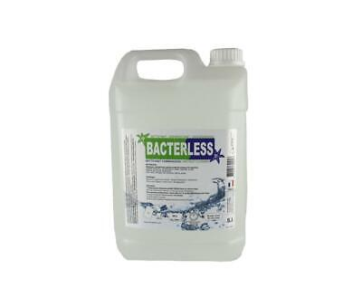 Bacterless 5L - Cleaner Wetsuit + Vests Ss Rinse