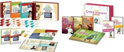 CAROL BURNETT SHOW LOST EPISODES + ULTIMATE COLLECTION New 44 DVD 95 Episodes