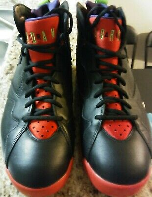 100% authentic 578a9 064bd Nike Air Jordan Retro VII 7 MARVIN THE MARTIAN Men Size 12 Pre-owned