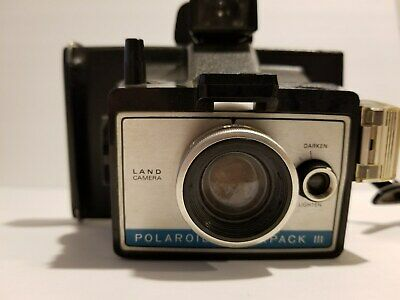 Polaroid Land Camera ColorPack III Vintage