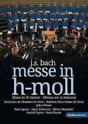 Bach: Messe In H-Moll (Paris,Notre-Dame 2006)   Dvd Neuf