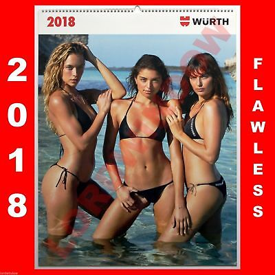 Calendrier Wurth 2018 Collector