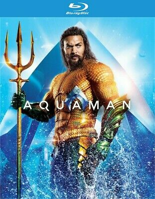 Aquaman (Blu-ray Disc ONLY, 2019)