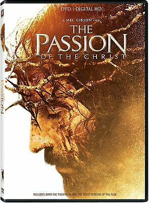 NEW The Passion of the Christ DVD+DIGITAL  MOVIE 2004MEL GIBSON Jim Caviezel