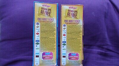 2 x 2 FOR 1 ADULT ENTRY LONDON EYE/ALTON TOWERS,/THORPE PARK, /LEGOLAND,VOUCHERS