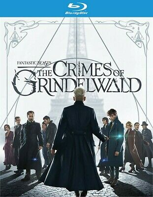 Fantastic Beasts: The Crimes of Grindelwald (Blu-ray Disc ONLY, 2019)