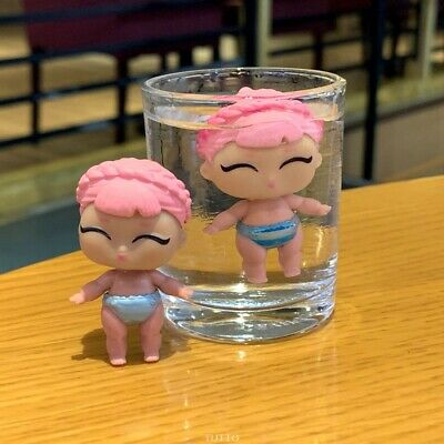 LOL Surprise LiL Sisters L.O.L. Ice Sk8er Ice Skater CLUB doll toy SERIES 2 TOY