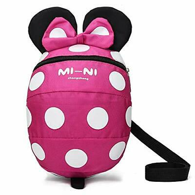 Baby Toddler Safety Harness Backpack Child Kids Cute Cartoon Strap Shoulder,