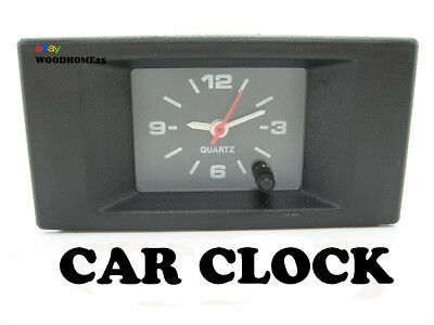 Clock Car Dashboard Rare Retro Old Models Repair Restoration Backlight 12Volt