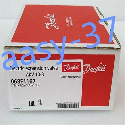1 PCS NEW IN BOX Danfoss electronic expansion valve body AKV10-3 068F1167