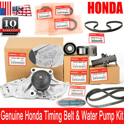 Genuine Honda OEM Timing Belt & Water Pump Kit For Honda/Acura V6 Odyssey USA