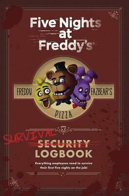 Cawthon, Scott: Five Nights at Freddy's: Survival Logbook, Buch