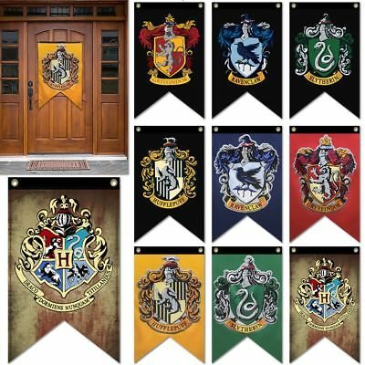 Harry Potter/Game of Thrones House Decor Banner Flag Wall Hanging Stark 19 x 59""