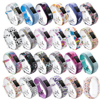 Fashion Replacement Wrist Silicone Strap Watch Band For Garmin Vivofit JR/JR2