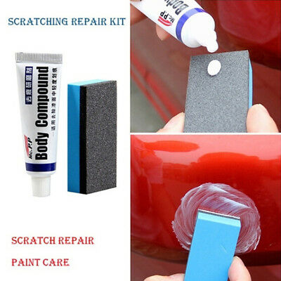 New Car Polishing Scratch Paint Care Body Compound Scratching Paste Repair Wax