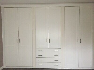 Fitted Wardrobes From Symphony
