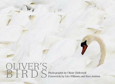 Oliver's Birds by Oliver Hellowell Photography book best seller Hardback New