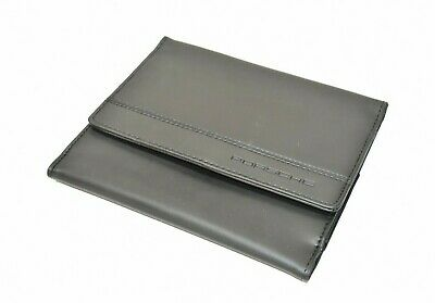 Genuine Porsche All Models Service/Manual Wallet Black Leatherette WWM210500 NEW