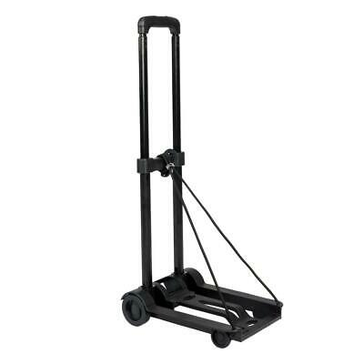 Portable Folding Luggage Cart Trolley Shopping Travel Compact Hand Carrier Bag