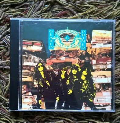 Royal Court Of China - Geared & Primed 1989 CD (The Throbs, Faster Pussycat)
