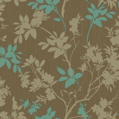 6 x rolls of Arthouse ECO Celeste Teal Swirls and Dots Wallpaper 805901