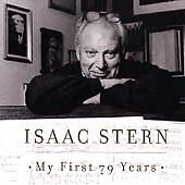 Isaac Stern - My First 79 Years Isaac Stern Audio CD Used - Very Good