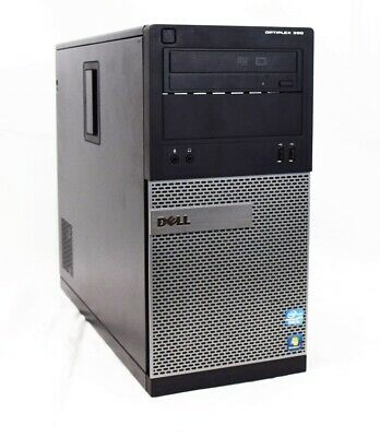 Dell Optiplex 390, Intel i5 2400,3.1 GHz, 4GB RAM, 500GB SATA, 190590