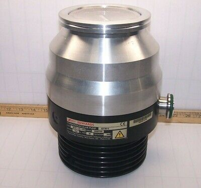 Boc Edwards Turbomolecular Vacuum Pump 350 Lps Ext351E B727-24-000