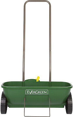 EverGreen Easy Drop Spreader Correct Dispenser for Lawn Control Weed and Moss UK