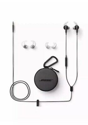 Bose SoundSport In-Ear Earphones - Samsung/Android. New & Sealed