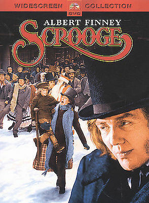 Scrooge Albert Finney, Alec Guinness, Edith Evans, Kenneth More, Laurence Naism